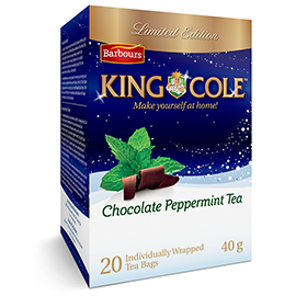Chocolate Peppermint Tea